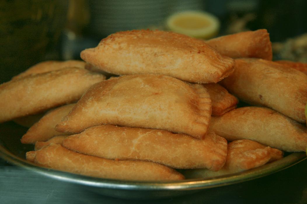 Empanadillas al estilo Natchitoches - Gumbo Madrid