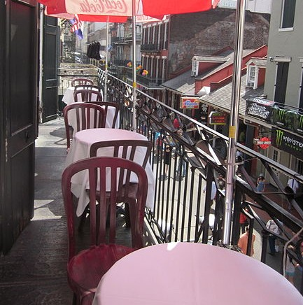 Las mejores terrazas y porches de New Orleans - Gumbo Madrid